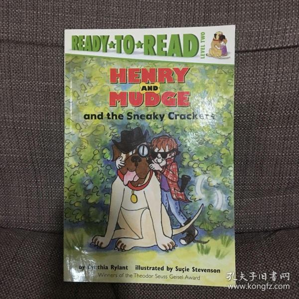 Henry and Mudge and the Sneaky Crackers  破解谜团
