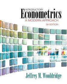 IntroductoryEconometrics:AModernApproach