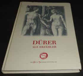 2手德文 Albrecht Durer 丢勒 版画 xbe23