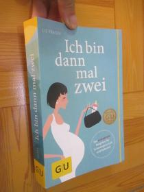 Ich bin dann mal zwei: Der entspannte Ratgeber für Schwangerschaft und Babyzeit   (16开)