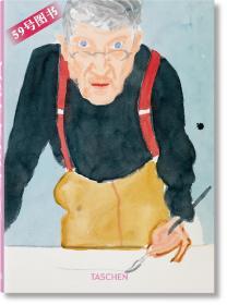 David Hockney  大卫霍克尼画册