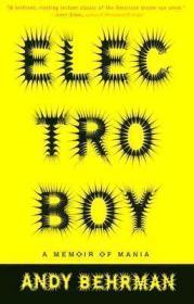 Electroboy : A Memoir of Mania躁郁症的那点事,英文原版