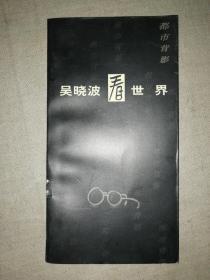 吴晓波看世界 (都市背影)