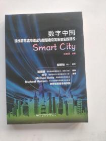 数字中国 现代智慧城市,理论与智慧建设,高质量实践路径(2020年7月新出版,孔网首售)