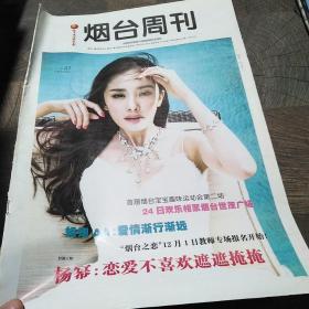煙臺周刊2013年第47期,楊冪