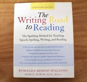 正版现货,Writing Road to Reading 5th:The Spalding Method of Phonics for Teaching Speech, Writing and Reading,第五版!!