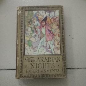 THE  ARABIAN NIGHTS 'ENTERTAINMENTS