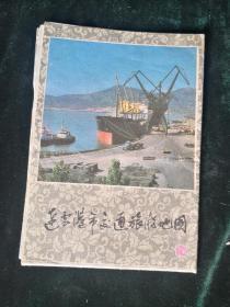 连云港市交通旅游地图