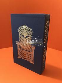 绝版权力的游戏冰与火之歌豪华版 game of thrones deluxe