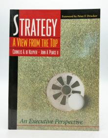 Strategy: A View From the Top 英文原版-《策略:从上往下看》