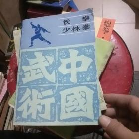 中国武术长拳少林拳