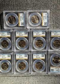 公博长城币 标价为单价 十枚起售