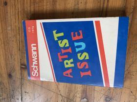 5260:SCHWANN  ARTIST ISSUE 1976     施万艺术家杂志