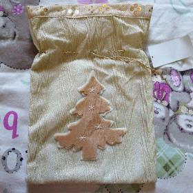 圣誕禮品袋:圣誕樹