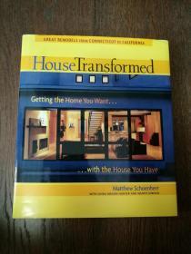 House Transformed(英文原版,房屋改造)