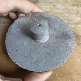 宜興明代晚明紫砂壺壺蓋子