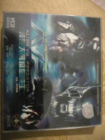 異形大戰鐵血戰士VCD雙碟國英雙語