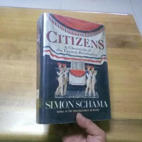 Citizens:A Chronicle of the French Revolution
