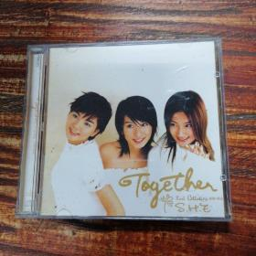 CD S?H?E 新歌+精選
