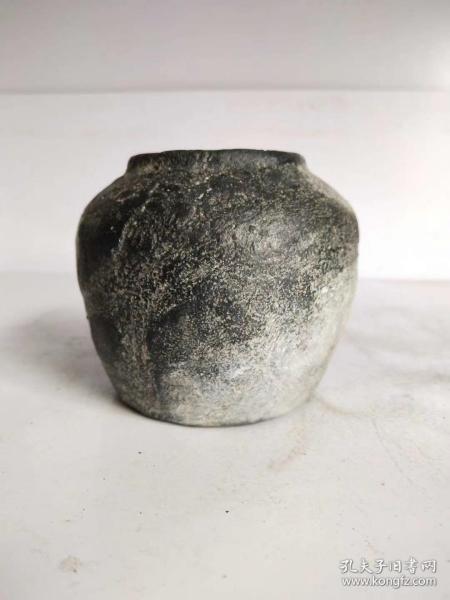 民國石頭墨水壺一個,石質還可以,懂的來!