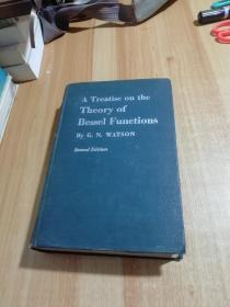 A Treatise on the Theory of Bessel Functions By.G.N.WATSON(贝塞尔函数论)