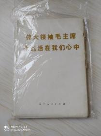文革:毛主席小幅黑白照片小幅宣傳畫63張全