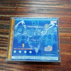 CD DJ. PAT IN 2001 DISCO