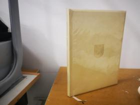 Poems of Thomas Gray 托马斯•格雷诗集 Eton College 伊顿公学奖品本 vellum装帧 毛边大开本 书顶刷金