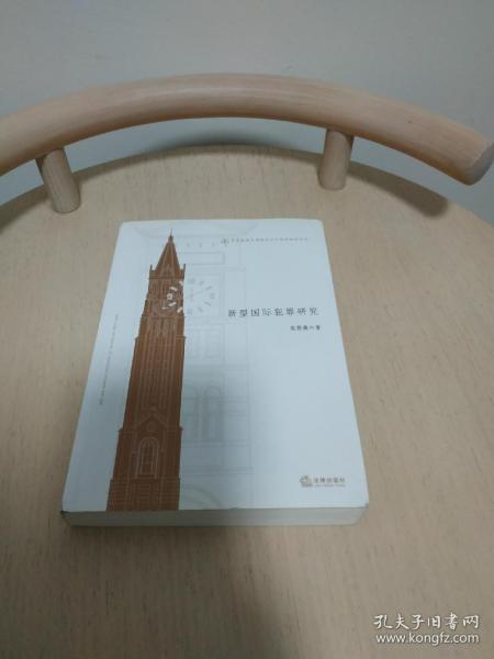 华东政法大学校庆六十周年纪念文丛:新型国际犯罪研究