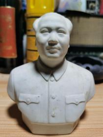 文革时期毛主席素瓷像