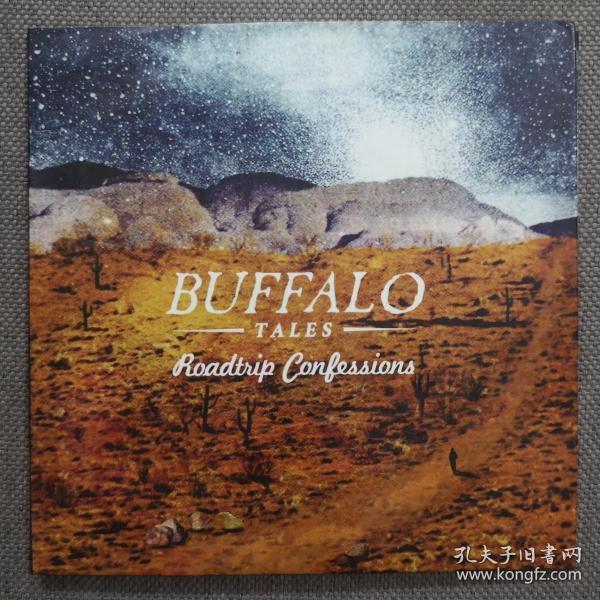 Roadtrip Confessions-艺人:Buffalo Tales-乡村流行/民谣-欧美正版纸卡装CD