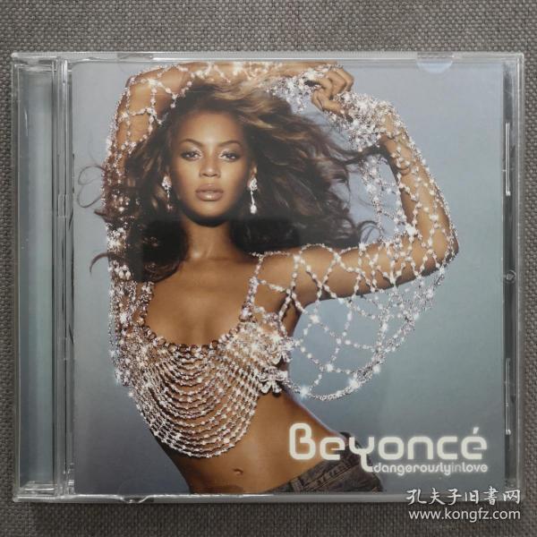 Dangerously In Love-艺人:Beyoncé/碧昂丝 / 碧昂斯-神级流行天后-欧美正版CD