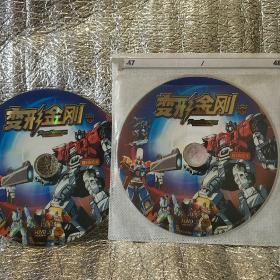 《变形金刚 1 4》裸碟DVD