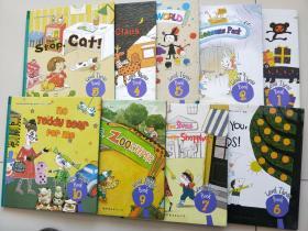 Kids Brown 2.0 布朗儿童英语Level (3)【1-10册合售】缺第8册9本合售