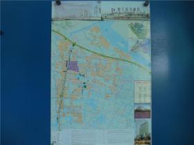 袍江商务地图   绍兴袍江对开地图