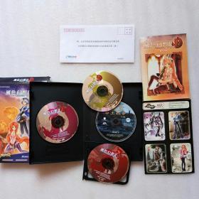 风色幻想2(光盘4张+操作手册+赠品等)