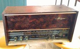 海燕T321型------台式收音机(配件处理)