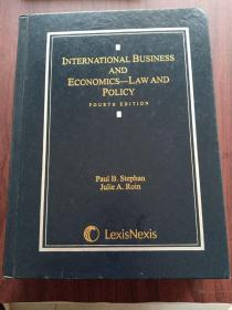 International Business and Economics: Law and Policy(4th edition)