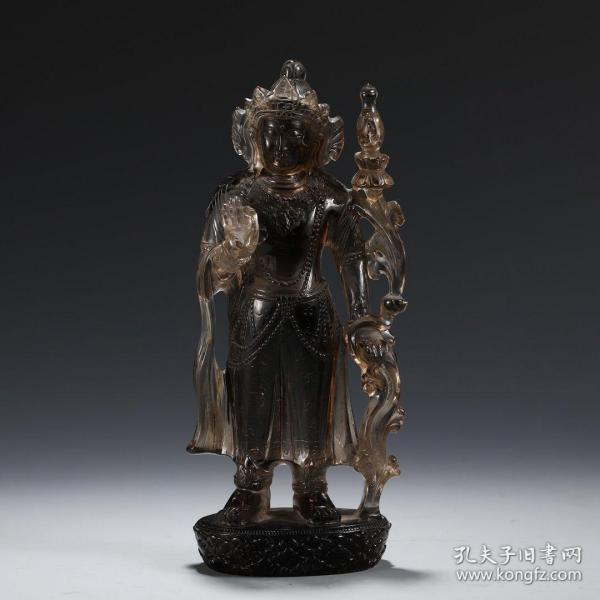 【名稱】:水晶佛像