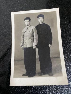 兩男合影貨號C1-88