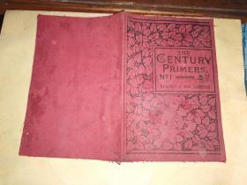 THE CENTURY READERS  PRIMER I 本世纪读者      【伦敦原版 铜板插图】