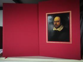 First folio of William Shakespeare Norton facsimile edition 莎士比亚第一对开本诺顿影印本 第二版 带原版函套