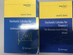 Stochastic Calculus for Finance I、II  (金融随机分析全二卷 )