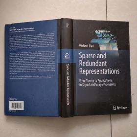 Sparse And Redundant Representations(稀疏冗余表示)英文原版
