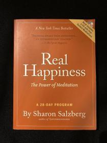 Real Happiness:The Power of Meditation