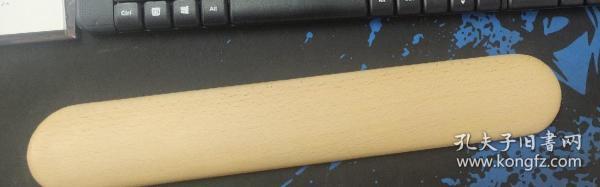 腕全键盘托 拾作产品木制文创商品 德国榉木 桌面摆件文创产品