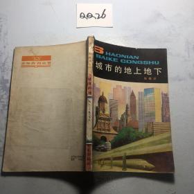 少年百科丛书  城市的地上地下