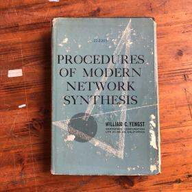 procedures of modern network synthesis 精 2243