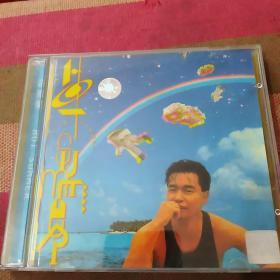 正版CD,张国荣,炎热的夏天专辑。保存完好。