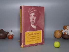 【英文原版】《大卫·休谟》(精装 普林斯顿大学)1982年版 私藏※ [《David Hume :Common-Sense Moralist, Sceptical Metaphysician . David Fate Norton》西文学术名著 日常道德 怀疑主义的形而上学-英国西方哲学史 哲学家思想研究 人性论 否定因果关系]